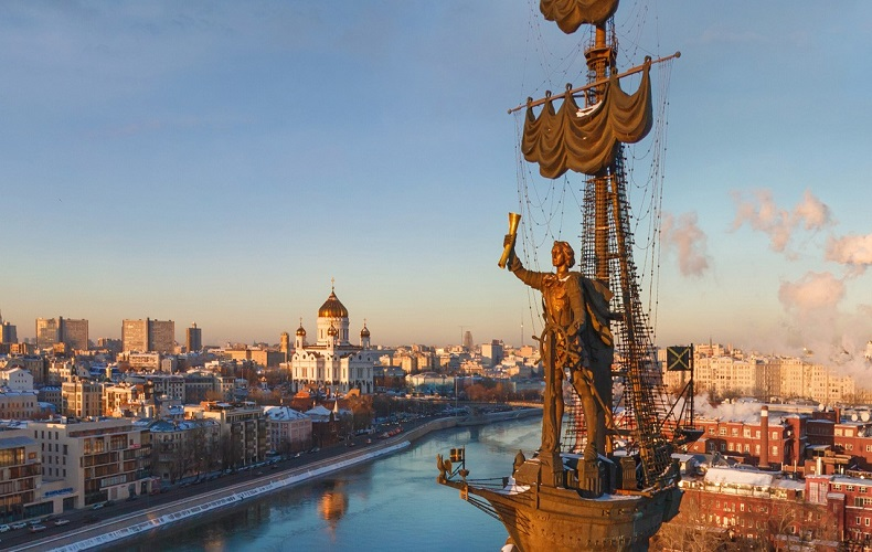 Tourist attractions in Moscow