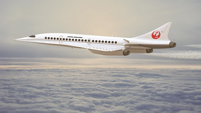 Máy bay của Japan Airlines