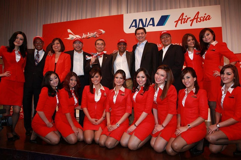 Đội bay Air Asia