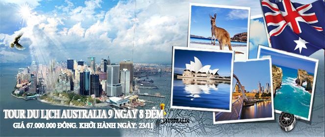 Sydney - Canberra - Brisbane - Goldcoast - Melbourne