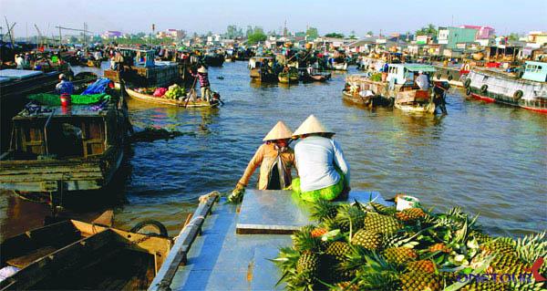 Hà Nội - TP.Hồ Chí Minh - Vũng Tàu - Cần Thơ - Hà Nội