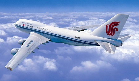 vé máy bay Air China